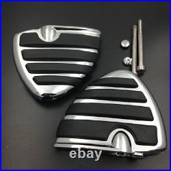 Wing Front Foot Peg Rubber fit For 2008-2015 2014 2013 Can-Am Spyder RS Models